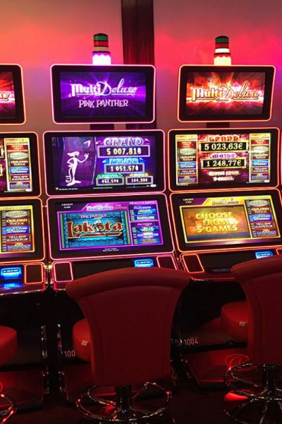 Perkiraan pengalihan kasino dengan kaliber tinggi luar biasa
